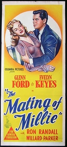The Mating of Millie - Australian Movie Poster (xs thumbnail)