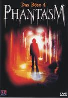 Phantasm IV: Oblivion - German DVD cover (xs thumbnail)
