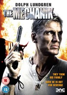 The Mechanik - British DVD movie cover (xs thumbnail)