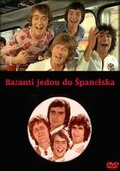 Les Charlots font l'Espagne - Czech DVD cover (xs thumbnail)