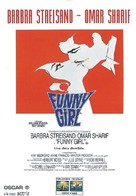 Funny Girl - Spanish Video release poster (xs thumbnail)