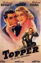 Topper - Italian Movie Poster (xs thumbnail)
