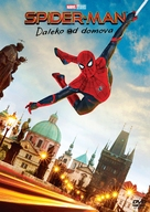 Spider-Man: Far From Home - Czech DVD movie cover (xs thumbnail)