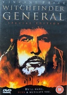 Witchfinder General - British DVD movie cover (xs thumbnail)