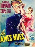 Dial 1119 - Belgian Movie Poster (xs thumbnail)