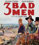 3 Bad Men - Blu-Ray movie cover (xs thumbnail)