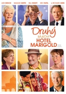 The Second Best Exotic Marigold Hotel - Czech Movie Cover (xs thumbnail)