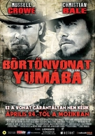 3:10 to Yuma - Hungarian Movie Poster (xs thumbnail)
