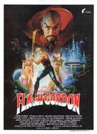 Flash Gordon - Spanish Movie Poster (xs thumbnail)
