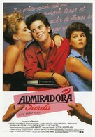 Secret Admirer - Spanish Movie Poster (xs thumbnail)