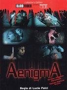 Aenigma - Italian DVD movie cover (xs thumbnail)