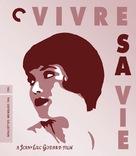 Vivre sa vie: Film en douze tableaux - Blu-Ray movie cover (xs thumbnail)