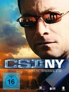 """""""CSI: NY"""" - German Movie Cover (xs thumbnail)"""