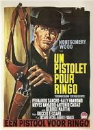Una pistola per Ringo - Belgian Movie Poster (xs thumbnail)