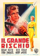Violent Road - Italian Movie Poster (xs thumbnail)