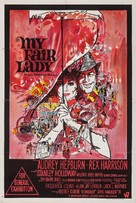 My Fair Lady - Australian Movie Poster (xs thumbnail)