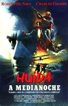 Midnight Run - Spanish Movie Poster (xs thumbnail)