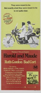 Harold and Maude - Australian Movie Poster (xs thumbnail)