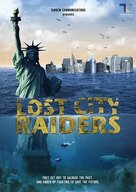 Lost City Raiders - DVD cover (xs thumbnail)