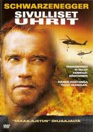 Collateral Damage - Finnish DVD movie cover (xs thumbnail)