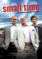Small Time - Spanish Movie Poster (xs thumbnail)