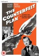 The Counterfeit Plan - British DVD movie cover (xs thumbnail)