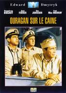 The Caine Mutiny - French DVD cover (xs thumbnail)