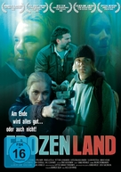 Frozen Land - German DVD cover (xs thumbnail)