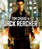Jack Reacher - Blu-Ray movie cover (xs thumbnail)