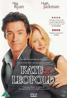Kate & Leopold - Danish Movie Cover (xs thumbnail)