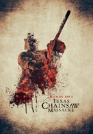 The Texas Chainsaw Massacre - German Movie Cover (xs thumbnail)