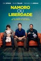 That Awkward Moment - Brazilian Movie Poster (xs thumbnail)