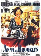 Anna di Brooklyn - French Movie Poster (xs thumbnail)