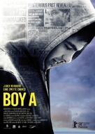 Boy A - German Movie Poster (xs thumbnail)
