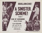 Son of Geronimo: Apache Avenger - Movie Poster (xs thumbnail)