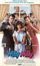 Willy/Milly - Spanish Movie Poster (xs thumbnail)