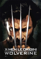 X-Men Origins: Wolverine - Italian Movie Poster (xs thumbnail)