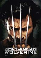 X-Men Origins: Wolverine - Italian Movie Poster (xs thumbnail)