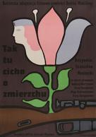 A zori zdes tikhie - Polish Movie Poster (xs thumbnail)