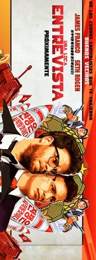 The Interview - Argentinian Movie Poster (xs thumbnail)