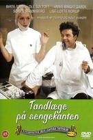 Tandlæge på sengekanten - Danish DVD cover (xs thumbnail)