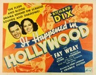 It Happened in Hollywood - Movie Poster (xs thumbnail)