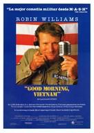 Good Morning, Vietnam - Spanish Movie Poster (xs thumbnail)