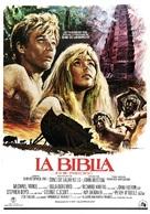 The Bible - Spanish Movie Poster (xs thumbnail)