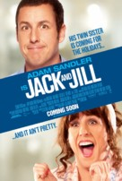 Jack and Jill - British Movie Poster (xs thumbnail)