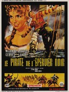 The Pirate of the Black Hawk - French Movie Poster (xs thumbnail)