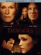 """Damages"" - French DVD cover (xs thumbnail)"