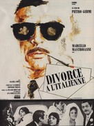Divorzio all'italiana - French Movie Poster (xs thumbnail)