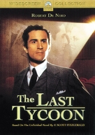 The Last Tycoon - DVD movie cover (xs thumbnail)