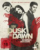 """""""From Dusk Till Dawn: The Series"""" - German Movie Cover (xs thumbnail)"""